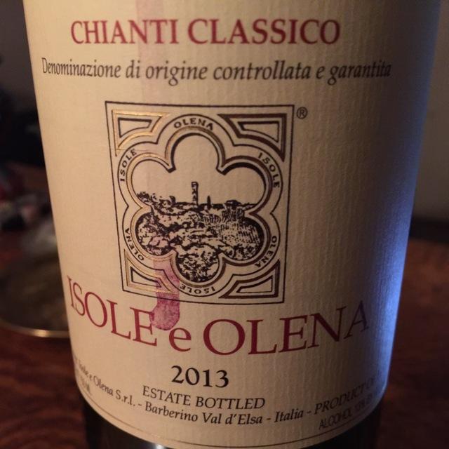 Chianti Classico Sangiovese Blend 2013 (375ml)