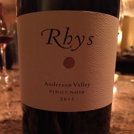 Rhys Vineyards Anderson Valley Pinot Noir 2014