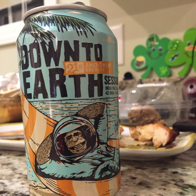 Down to Earth Session Ale NV