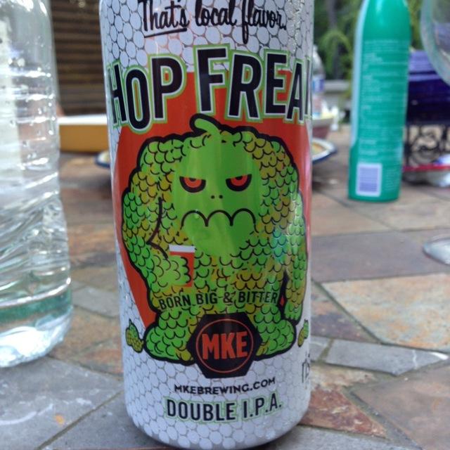 Hop Freak Double IPA NV
