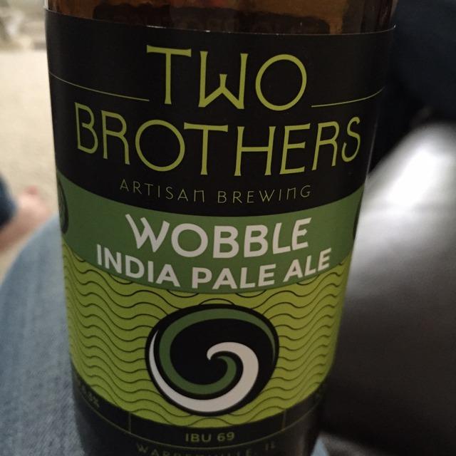 Wobble India Pale Ale NV