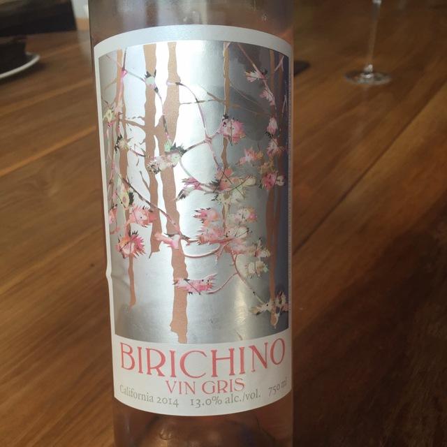 Vin Gris Grenache Blend Rosé 2015