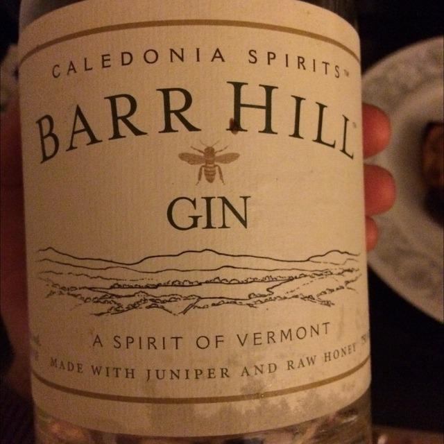 Barr Hill Gin NV