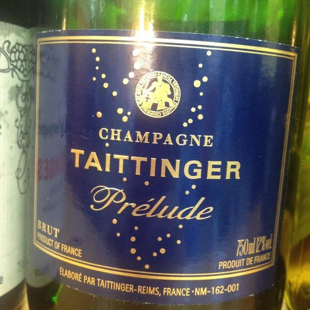 Prélude Brut Champagne Blend NV