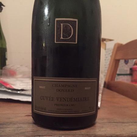 Doyard Cuvée Vendémiaire 1er Cru Brut Champagne Blend