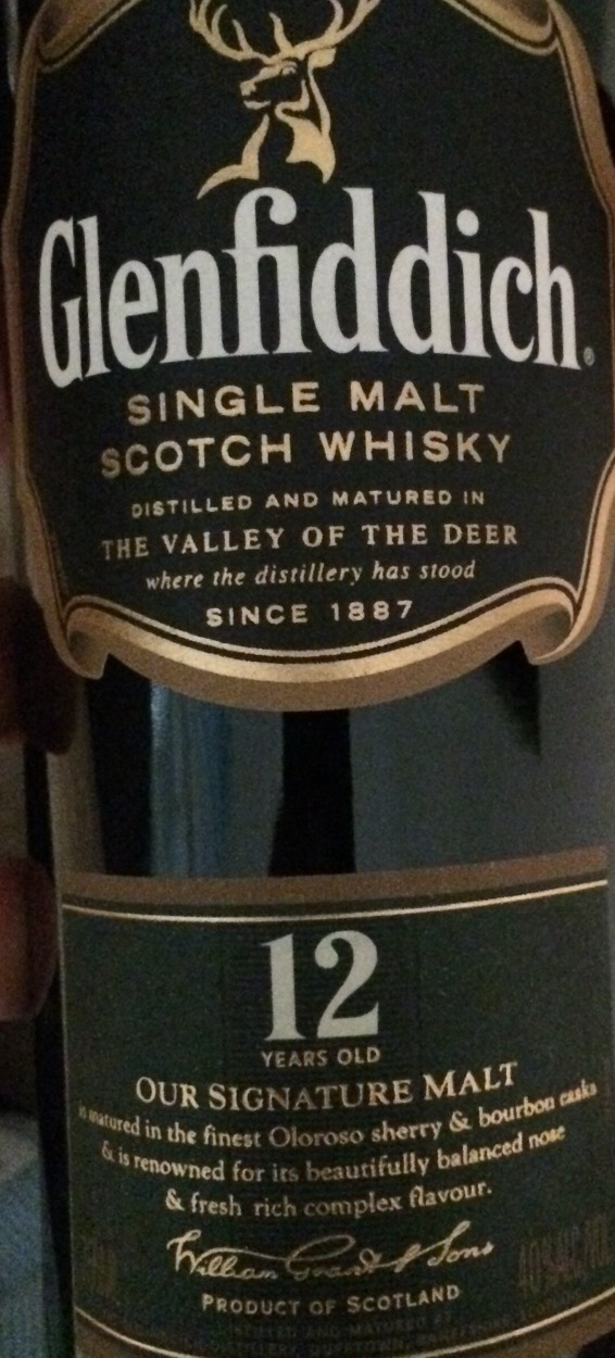 12 Years Old Single Malt Scotch Whisky NV