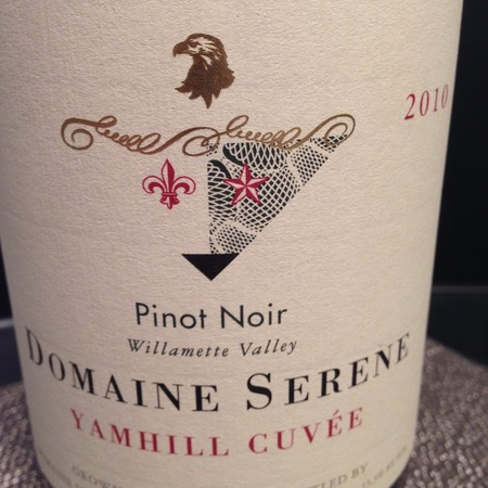 Domaine Serene Yamhill Cuvée Willamette Valley Pinot Noir 2014