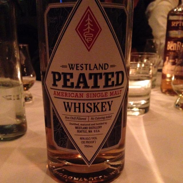 Peated Single Malt Whiskey NV