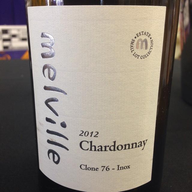 Inox Clone 76 Sta. Rita Hills Chardonnay 2015