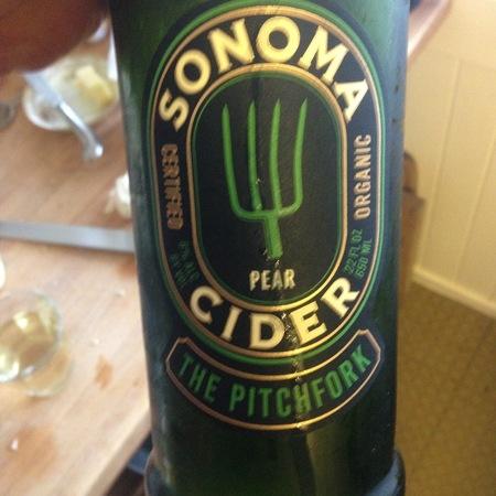 Sonoma Cider The Pitchfork Pear Cider NV