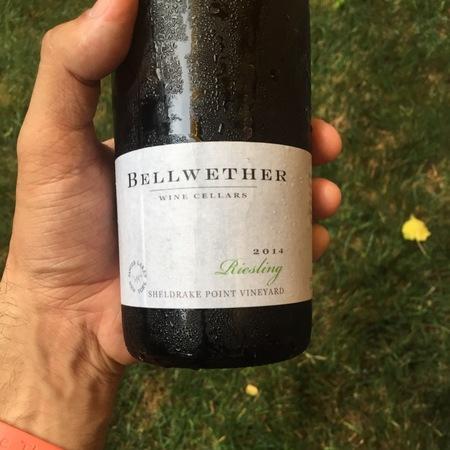 Bellwether Sheldrake Point Vineyard Riesling 2014