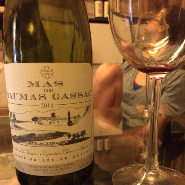 Vin de Pays de l'Hérault White Blend 2014