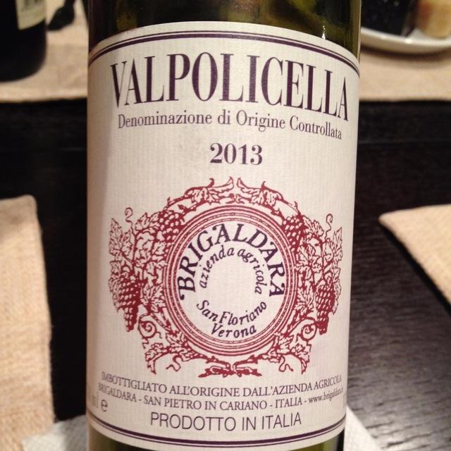 Valpolicella Corvina Blend 2015