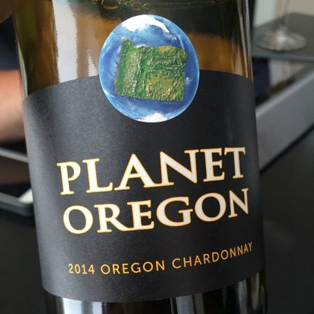 Soter Vineyards Planet Oregon Chardonnay 2015