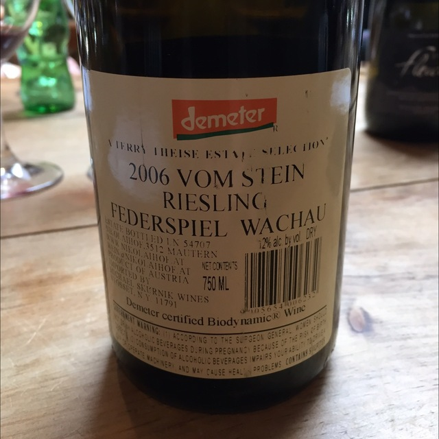 Im Weingebirge Federspiel Grüner Veltliner 2014