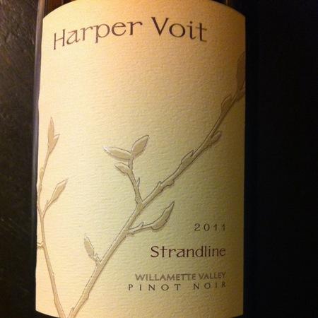 Harper Voit Strandline Willamette Valley Pinot Noir 2014
