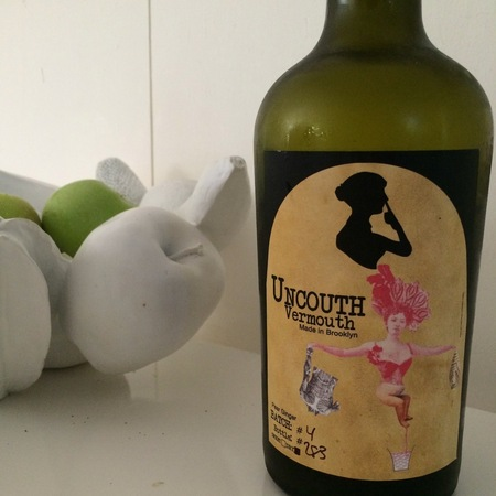 Uncouth Vermouth Pear Ginger NV (500ml)