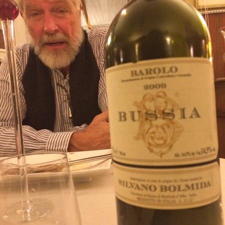 Silvano Bolmida Bussia Barolo Riserva Nebbiolo 2009