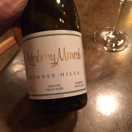 Arterberry Maresh Maresh Vineyard Pinot Noir 2013