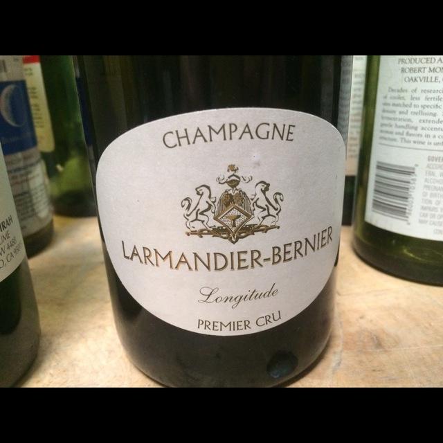 Longitude 1er Cru Extra Brut Blanc de Blancs Champagne  2006
