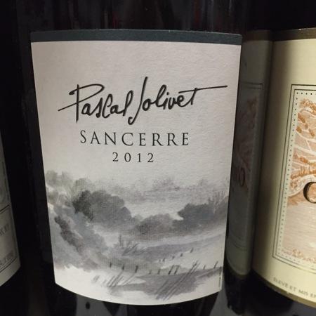 Pascal Jolivet Sancerre Sauvignon Blanc 2016