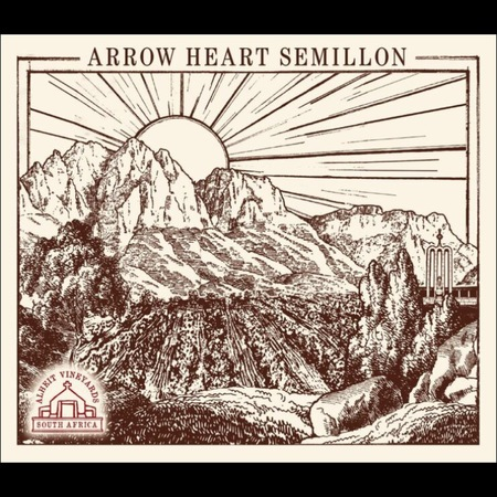 Alheit Vineyards Arrow Heart Western Cape Sémillon 2014