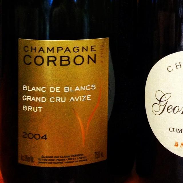 Grand Cru Brut Blanc de Blancs Champagne  2004