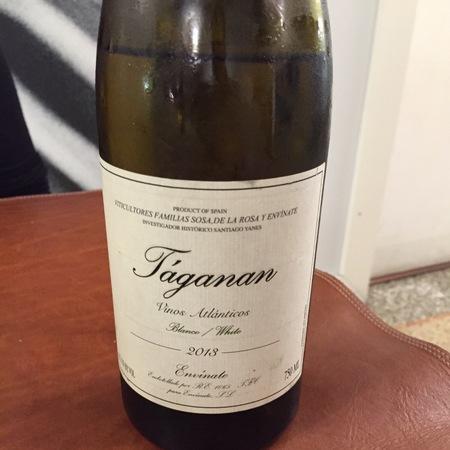Envinate Táganan Vinos Atlánticos White Blend 2015