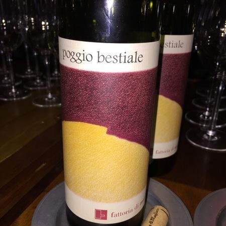 Fattoria di Magliano Poggio Bestiale Maremma Toscana Cabernet Sauvignon Blend 2012