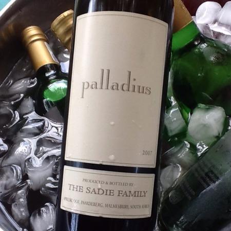 Sadie Family Palladius Swartland White Blend 2007 (500ml)