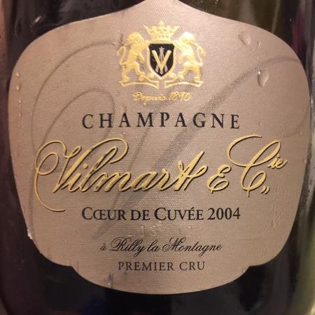 Vilmart & Cie Cœur de Cuvée Rilly-la-Montagne 1er Cru Brut Champagne Blend 2006 (1500ml)