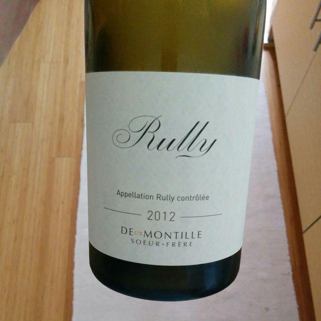 Rully Chardonnay 2012