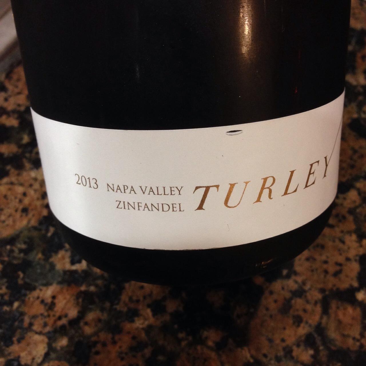 Turley Napa Valley Zinfandel Rosé 2015 – Brix26 Wines