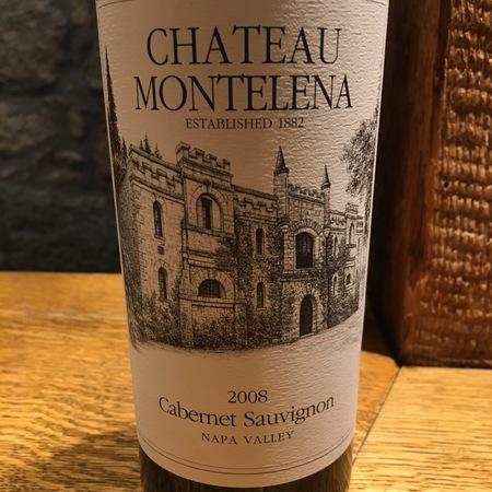 Chateau Montelena Napa Valley Cabernet Sauvignon 2014