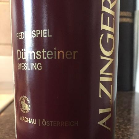 Alzinger Dürnsteiner Federspiel Riesling 2015
