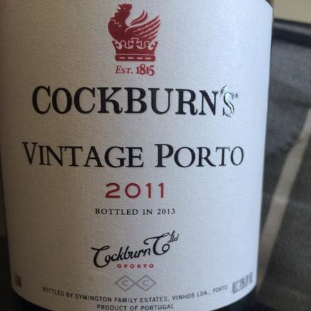 Cockburn's Vintage Port Blend 1994