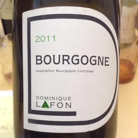 Dominique Lafon Bourgogne Chardonnay 2015