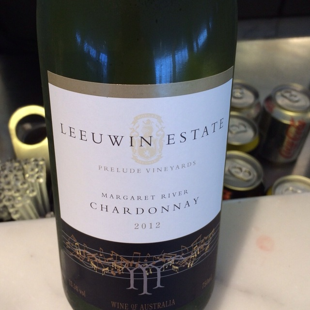 Prelude Vineyards Chardonnay 2012