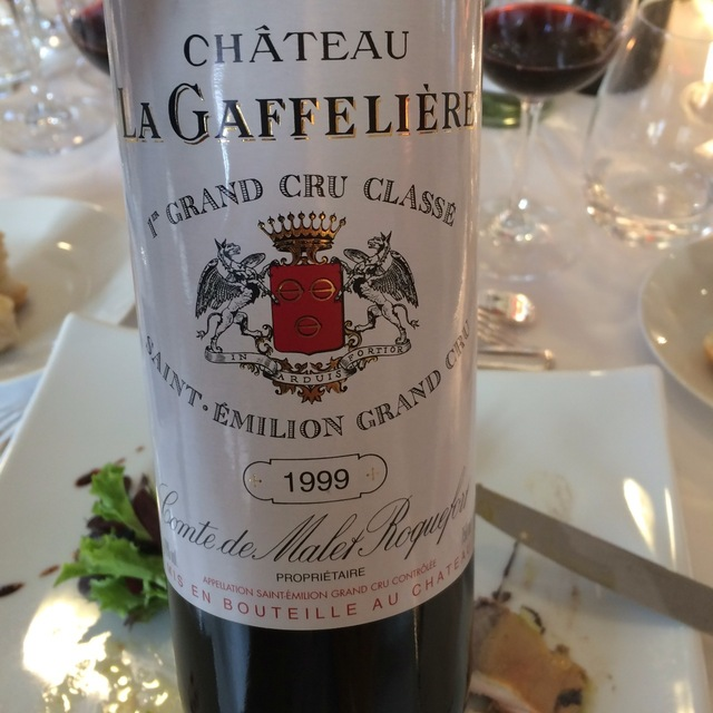 Saint-Émilion Red Bordeaux Blend 1999