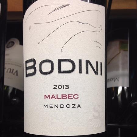Bodini Rosé of Malbec 2015