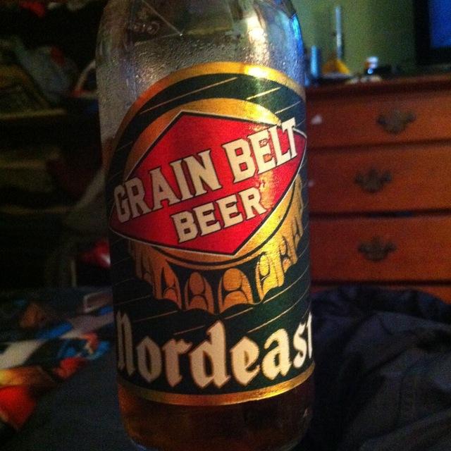 Grain Belt Beer NV