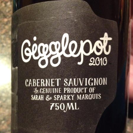 Mollydooker Gigglepot Cabernet Sauvignon 2014