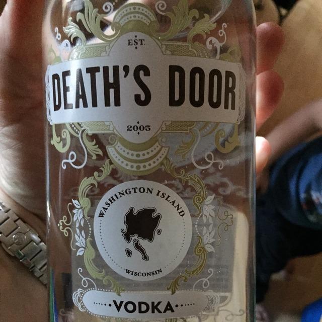 Wheat Vodka NV