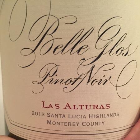 Belle Glos Las Alturas Vineyard Pinot Noir 2016