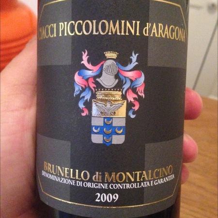 Ciacci Piccolomini d'Aragona Brunello di Montalcino Sangiovese 2012