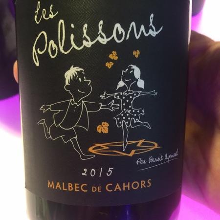 Benoit Aymard Les Polissons Malbec de Cahors 2016