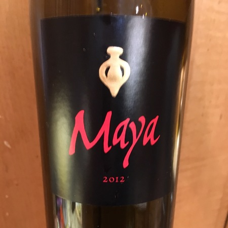 Dalla Valle Vineyards Maya Red Blend 2013