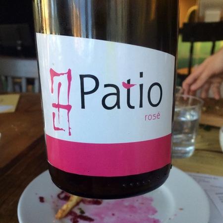 Bodega Vinos Cano Zarco Patio Rosé 2015