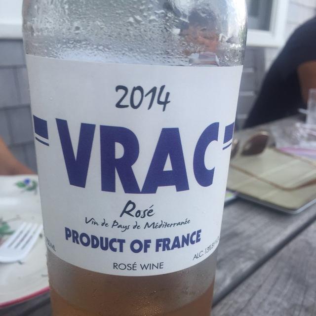 Vin de Pays de Méditerranée Rosé Grenache Blend 2015 (3000ml)