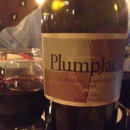 Plumpjack Estate Oakville Cabernet Sauvignon 2014